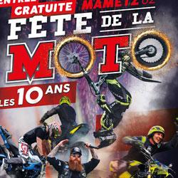 Fête de la Moto – Affiche