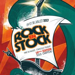 Rock en Stock – Affiche